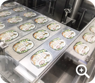'Enjoy spreading on bread' Cheese Paste manufacturing scene