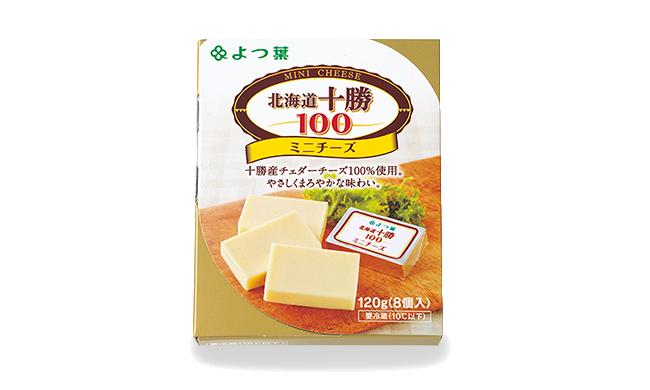 Yotsuba 「Hokkaido Tokachi 100」 Mini Cheese 120g