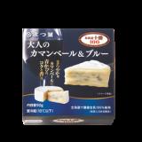 Yotsuba 「Hokkaido Tokachi 100」 Camembert & Blue Cheese for Adult 90g