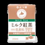 四葉 紅茶牛奶