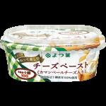 四葉 北海道十勝100 乳酪抹醬≪添加卡門貝爾起司≫