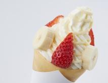 13_クレープ_いちごとバナナのダブルクリーム