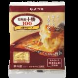 よつ葉北海道十勝100 <br>3種のチーズ