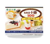 よつ葉北海道十勝100 <br>クリームチーズ