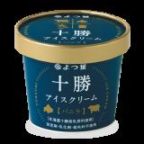 よつ葉十勝アイスクリーム バニラ