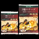 よつ葉北海道十勝100 <br>3種のチーズ 濃厚コク旨ブレンド