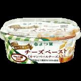 よつ葉北海道十勝100<br> パンにぬって楽しむチーズペースト<br> ≪カマンベールチーズ入り≫