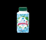 よつ葉のむヨーグルト+<br>ミルクプロテイン 砂糖不使用