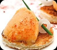 カマンベールチーズのスプレッド