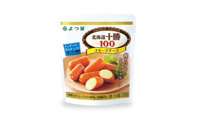 よつ葉北海道十勝100 <br>スモークチーズ
