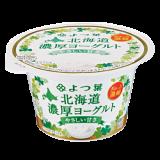 よつ葉北海道濃厚ヨーグルト<br>やさしい甘さ