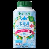 よつ葉北海道のむヨーグルト+<br>ミルクプロテイン 砂糖不使用